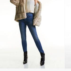 Aritzia Denim Forum Yoko slim jeans